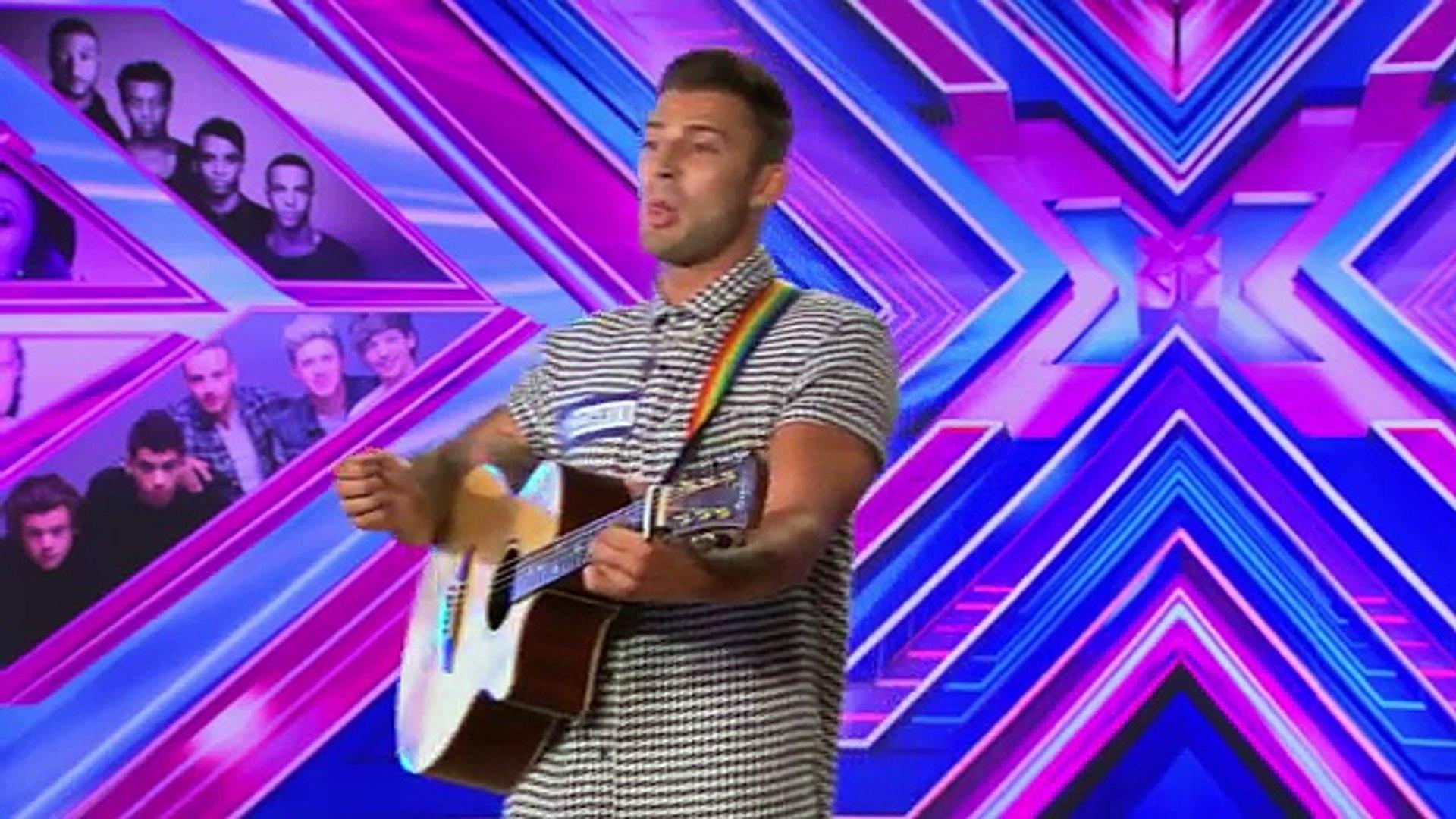 Il lui laisse une 2ieme chance à X Factor et il va reussir à les faire pleurer !