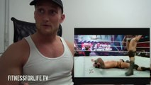 Batista Body Transformation from WWE to MMA - Batista workout
