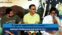 No Hollywood films for Big B, Aamir