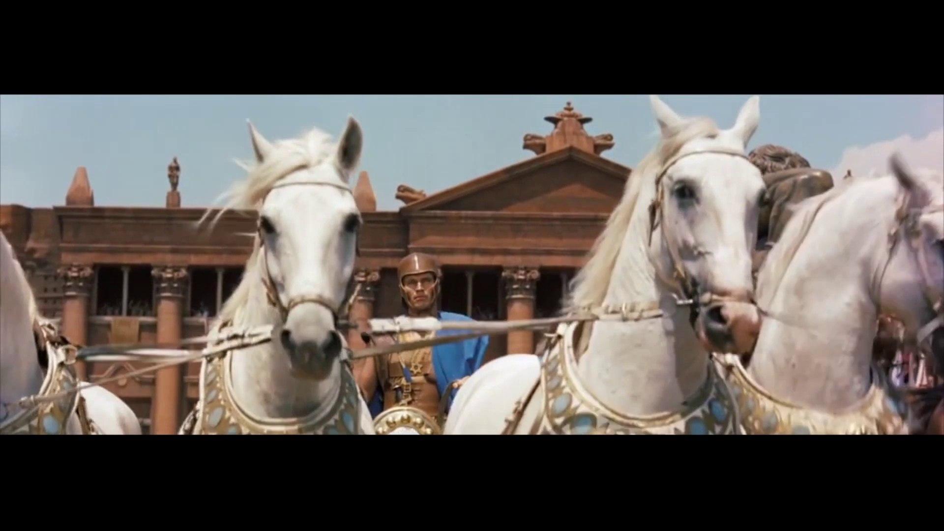 Ben-Hur (reestreno) - Tráiler español