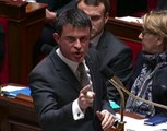 Gros clash entre Manuel Valls et Marion Maréchal-Le Pen - ZAPPING ACTU DU 11/03/2015