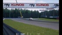 Audi A4 R9 DTM, Hockenheimring, Replay, Assetto Corsa
