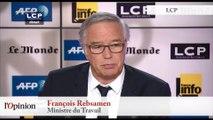 """TextO' : M.Valls sur C.Taubira - """"On ne peut s'en prendre ainsi à une ministre de la République"""""""
