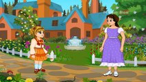 Mary Mary - English Nursery Rhymes - Cartoon - Animated Rhymes For Kids
