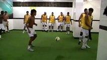 Watch and decide who's got more skills. NEYMAR, cr7, Ronaldinho