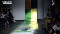 FIRST LOOK: Peter Pilotto - Fall 2015 - London Fashion Week