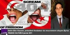 Selim Ben Hassen Tunisie liberté d'expression et Censure de Facebook