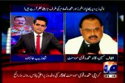 Part 2: AAJ Shahzaib Khanzada Ke Saath 11 March 2015 (Altaf Hussain Interview)