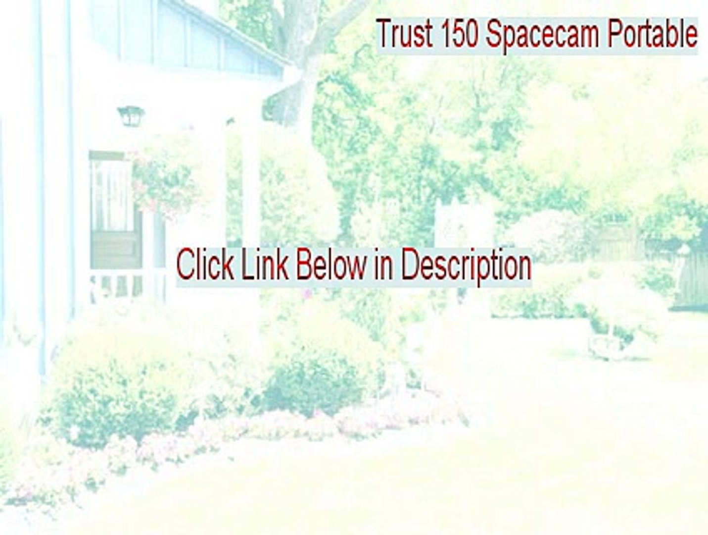 150 SPACECAM PORTABLE TRUST DRIVER DOWNLOAD