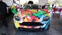 _DRIVE - Aston Martin Vantage V12 vs. Aston Martin Vantage GT4 -- JALOPNIK ON _DRIVE