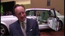 ROLLS-ROYCE SERENITY PHANTOM - 2015 Geneva International Motor Show - Torsten Mueller