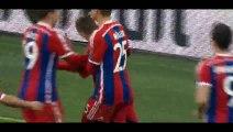 Bayern Munich 3-0 Shakhtar - Goal Franck Ribéry - 11-03-2015