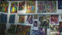 AFRICA NEWS ROOM - RD Congo, Culture : LA PRATIQUE DE L' ART PICTURAL AU CONGO