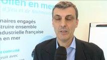 Projet d'éoliennes en mer : Interview Claude Midi (Vendée)