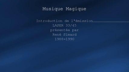Musique Magique Laser 33/45
