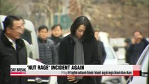 Korean Air flight attendant sues former executive over 'nut rage' incident