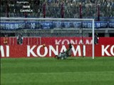PES 2010 PS2 Long Shoot