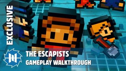 The Escapists - Gameplay Walkthrough