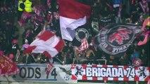 Résumé vidéo - Foot - L1 - Evian-TG - Monaco 1-3 - 28e journée Ligue 1