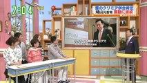 【朝生ワイド】2015.03.12 辛坊治郎の朝刊早読みニュース講座
