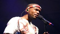 Frank Ocean -  American Singer Songwriter and Rapper.