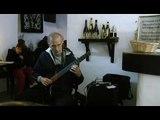 Autumn Leaves--nylon string fingerstyle jazz guitar performed on a Frameworks guitar.