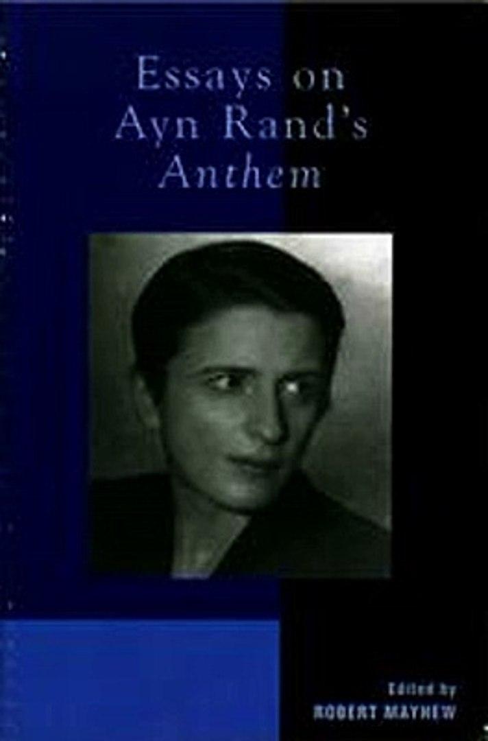Download Essays On Ayn Rand S Anthem Ebook Pdf Epub Video