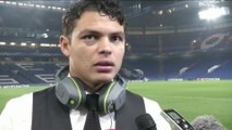 Foot - C1 : Thiago Silva «Ça c'est le vrai Paris Saint-Germain»