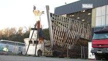 Concarneau. Calypso : Piriou évoque l'avenir du bateau du Commandant Cousteau