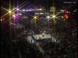 Hulk Hogan vs Ric Flair I, WCW Bash at the Beach 1994