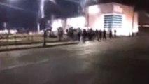 Les images des tirs qui ont touchés deux policiers à Ferguson