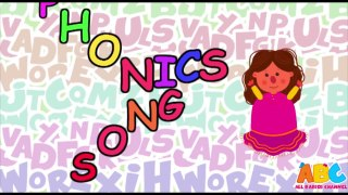 ABC Phonics Song for Babies Toddlers All Babies Channel
