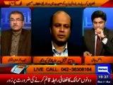 DUNYA Nuqta-e-Nazar Ajmal Jami & Mujeeb-ur-Rehman Shami with Wasay Jalil (11 March 2015)