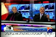 GEO Capital Talk Hamid Mir with Tahir Mashhadi (11 March 2015)