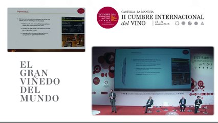II CUMBRE INTERNACIONAL DEL VINO (REPLAY)
