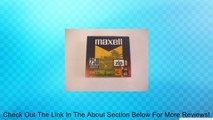 MAXELL 250MB Zip Disks for Macintosh (3 Pack) Review