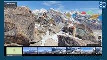 Faites le tour de l'Everest devant votre ordinateur