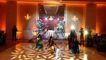 Sri Lankan Indian Wedding Dance