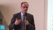Le prix Nobel de l'économie, Jean Tirole au lycée Marie-de-Champagne de Troyes