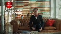 Buzzman pour Côte d'or (Mondelez International) - chocolat, «Ne soyons pas trop carré» - mars 2015