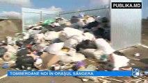 Tomberoanele pentru depozitarea deşeurilor menajere au ajuns şi în oraşul Sângera. Asta după ce sa realizat un reportaj despre deşeurile aruncate pe stărzile oraşului din lipsă de containere.
