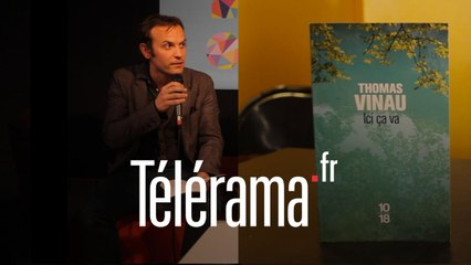 Vidéo de Thomas Vinau