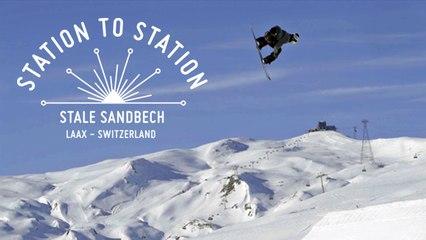 Ståle Sandbech - LAAX Switzerland - Station to Station