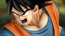 CGR Trailers - J-STARS VICTORY VS+ Dragon Ball Z Trailer