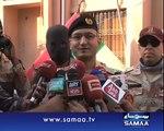ranger raid at MQM headquarter 90