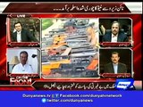 Rangers Not A Political Party Shahid Latif Excellent Response On Altaf Hussain Statement