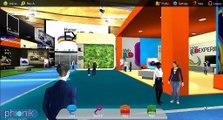 Virtuelle Events | Virtuelle Messe | by Phionik