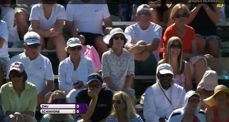 Tennis, Indian Wells: Schiavone out, ma che errore dell'arbitro! [VIDEO]