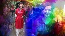 Alia Bhatt, Varun Dhawan, Sonakshi Sinha - Bollywood Celebrities' Holi Moments