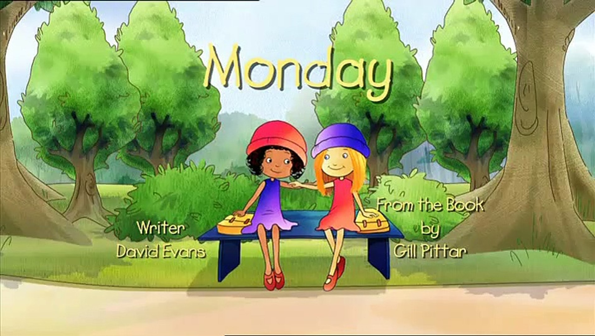 Milly Molly   Monday   S1E1